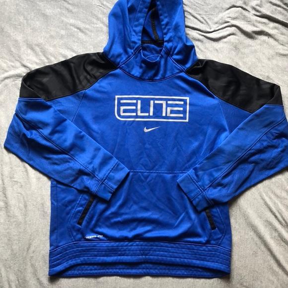 Elite Sweatshirt Youth Nike Hoodie Turtleneck Boys TlJcu1FK3